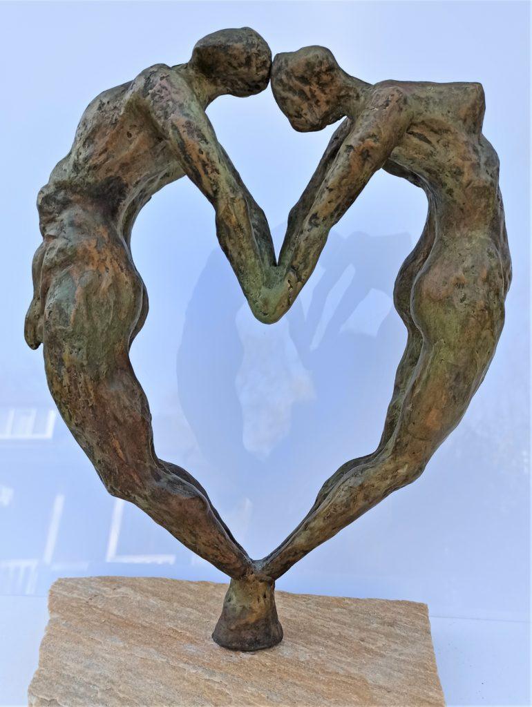 Marry Ranzijn bronzen beelden